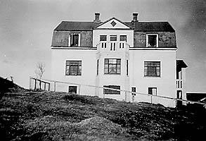 Svarfhóll árið 1948